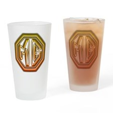 MG Cars Glow Drinking Glass