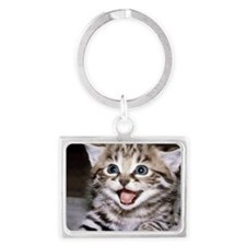 funny-cats-wallpaper-gallery-12 Landscape Keychain
