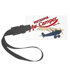 Phone logo aircamper color rsu b Luggage Tag