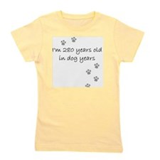 40 dog years 2-1 Girl's Tee