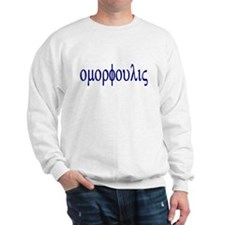 handsome little one Sweatshirt