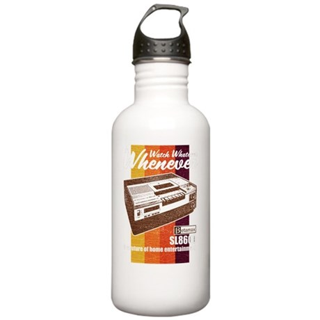 beta2png Stainless Water Bottle 1.0L