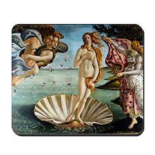 Laptop Botticelli Venus Mousepad