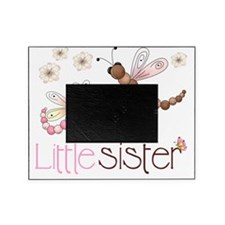 little sister drgonfly 2 Picture Frame