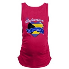 bahamas Maternity Tank Top