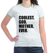 Coolest Godmother Ever T-Shirt