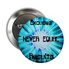 "Excuses PYH 2.25"" Button"