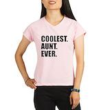 Aunt t-shirts Dry Fit