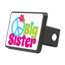 PeaceSignBigSister Hitch Cover