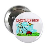 Daddy's Little Helper Button