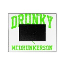 Green Drunky Picture Frame