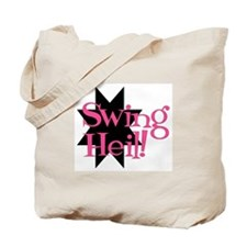 A tote bag for your Swing threads!