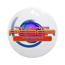 PS3er Ornament (Round)
