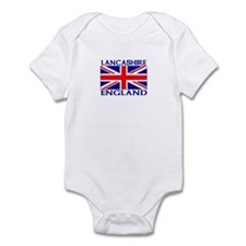 Cool Hull england Infant Bodysuit