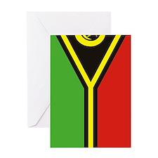 Vanuatu (iTh4) Greeting Card