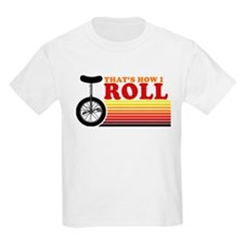 That's how I roll Kids T-Shirt