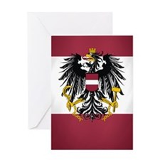 Austria (incred2) Greeting Card
