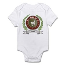Adopted By Javanese Infant Bodysuit