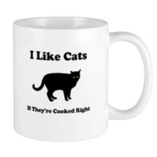 Cat Cooked Right Mug