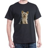 Yorkie Sitting Pretty T-Shirt