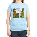 Wild Parrots Women's Light T-Shirt