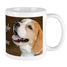 Beagle Dog Mom  Mug