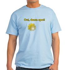 Out Damn Spot T-Shirt