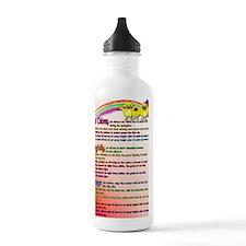 Cursillo DeColores Son Water Bottle