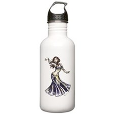 DancerColor-Transparen Water Bottle