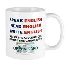 SPEAK ENGLISH READ ENGLISH WRITE ENGLISH Mugs