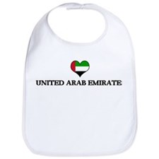 United Arab Emirates heart Bib