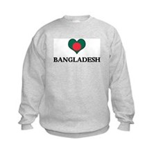 Bangladesh heart Sweatshirt