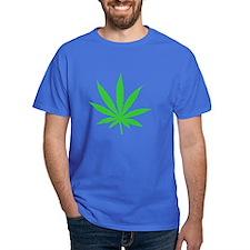 Marijuana Weed Leaf T-Shirt
