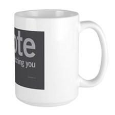 IVote_Notecard_Grey Mug