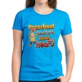 Preschool Teacher Heart Tee
