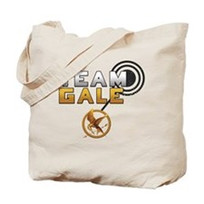 HungerGamesTeamGale Tote Bag
