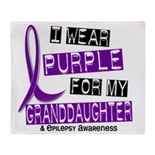 Granddaughter Throw Blanket