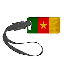 Cameroontex3tex3-paint Luggage Tag