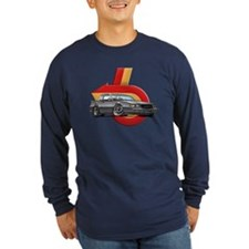 Silver Buick GN Long Sleeve T-Shirt