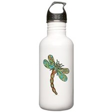 dragonfly cp address Water Bottle