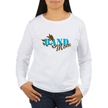 Band Mom Women's Long Sleeve T-Shirt