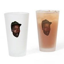 Kony 2012 Obituary Drinking Glass