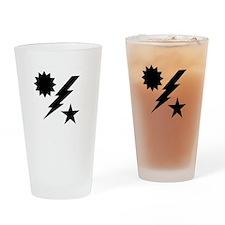 Merrills Marauders Drinking Glass