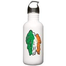 bike ireland dark Water Bottle