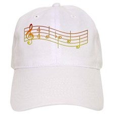 Rues Whistle Fire ROUND Baseball Cap