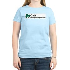 Cali is my lucky charm T-Shirt