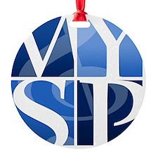 MYSP LOGO Ornament