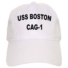 USS BOSTON Baseball Cap