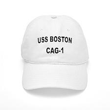 USS BOSTON Baseball Cap
