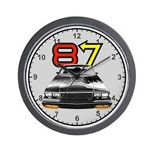 NEW 87 GRND Nat clock Wall Clock